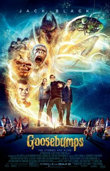 Watch Movie goosebumps