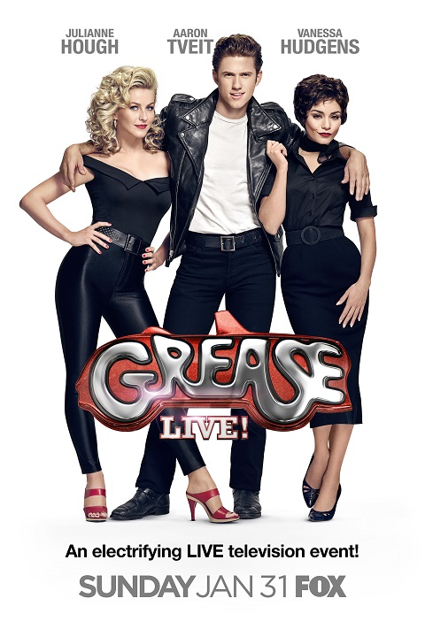Watch Movie grease-live
