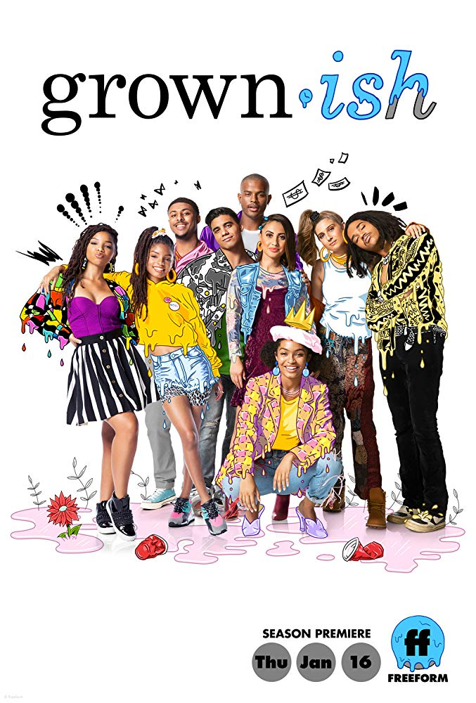 Watch Movie grown-ish-season-3