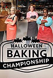 Halloween Baking Championship - Season 4