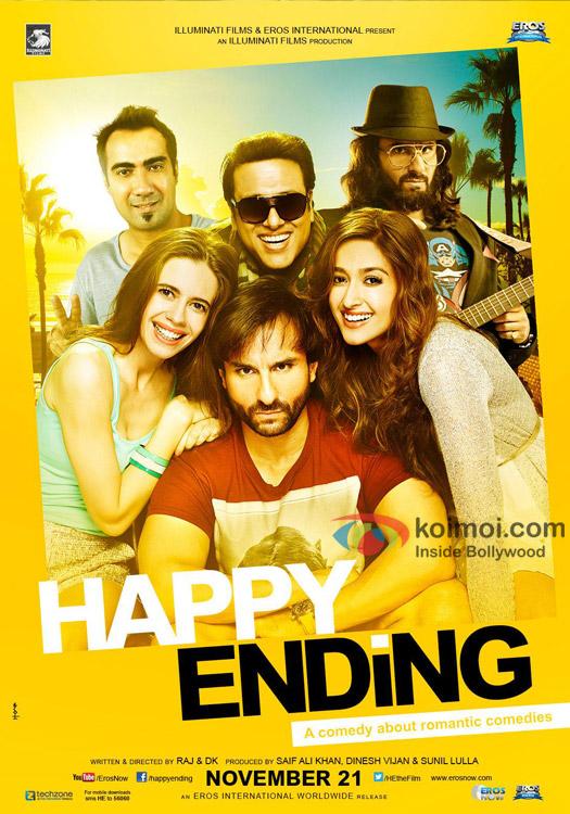 Watch Movie happy-ending-season-1