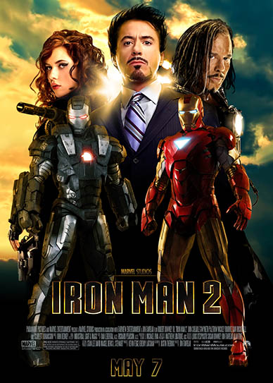 Watch Movie iron-man-2