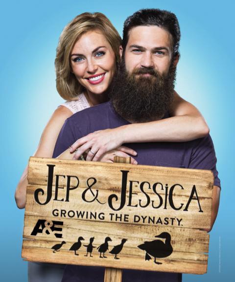 Jep & Jessica: Growing the Dynasty - Season 1