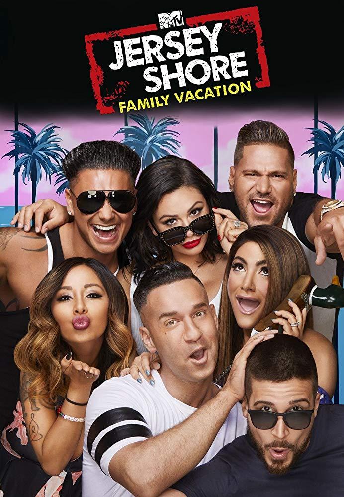 Jersey Shore Family Vacation - Season 4
