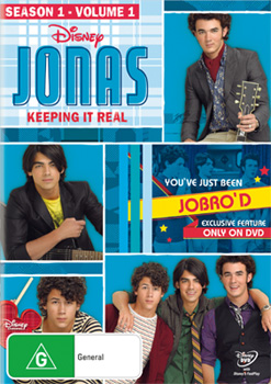 JONAS - Season 1