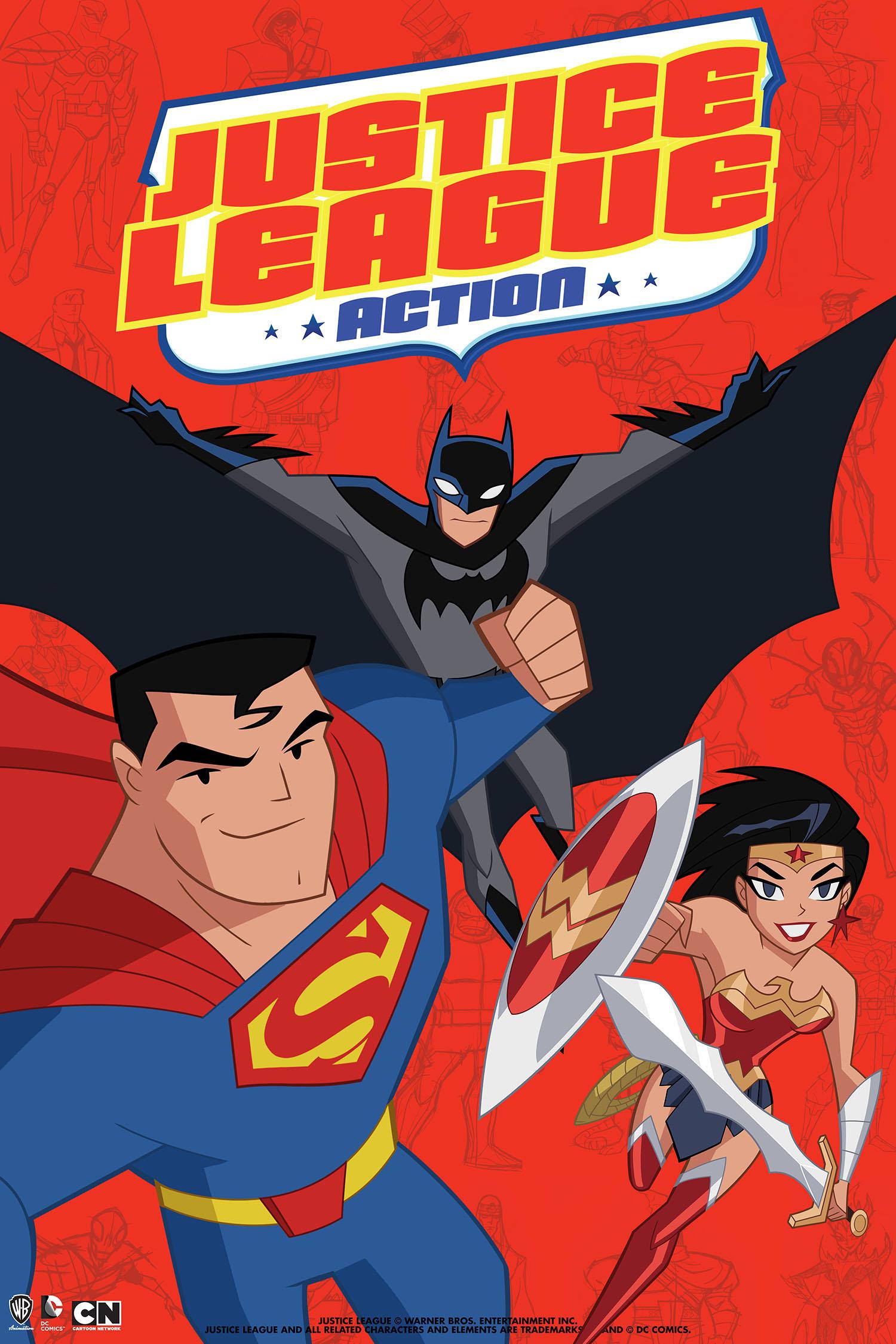 Watch Movie justice-league-action-season-1
