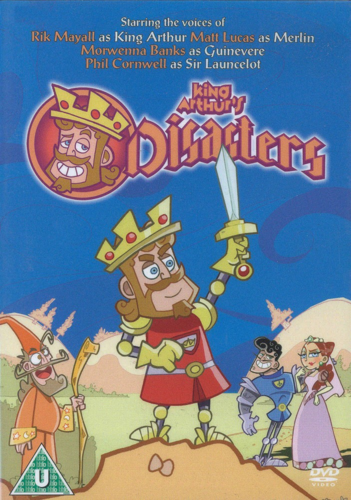 King Arthur's Disasters - Season 1