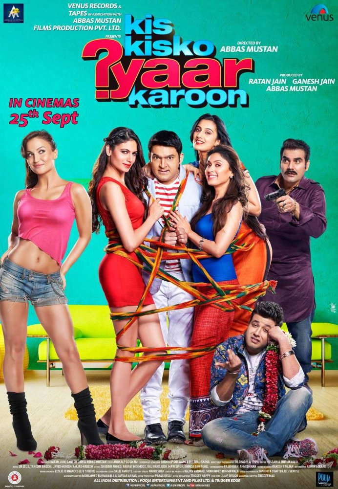 Watch Movie kis-kisko-pyaar-karoon