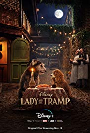 Watch Movie lady-and-the-tramp-2019