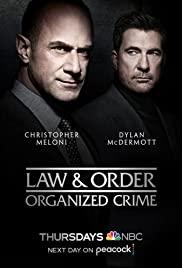Law And Order Organized Crime - Season 1