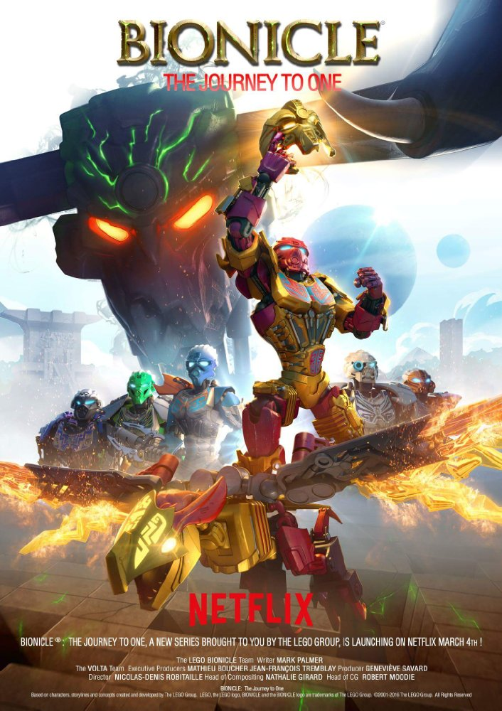 Watch Movie lego-bionicle-the-journey-to-one-season-1