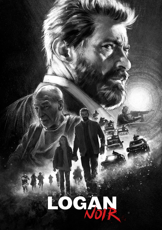 Watch Movie logan-noir