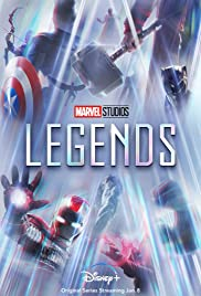 Marvel Studios: Legends - Season 1