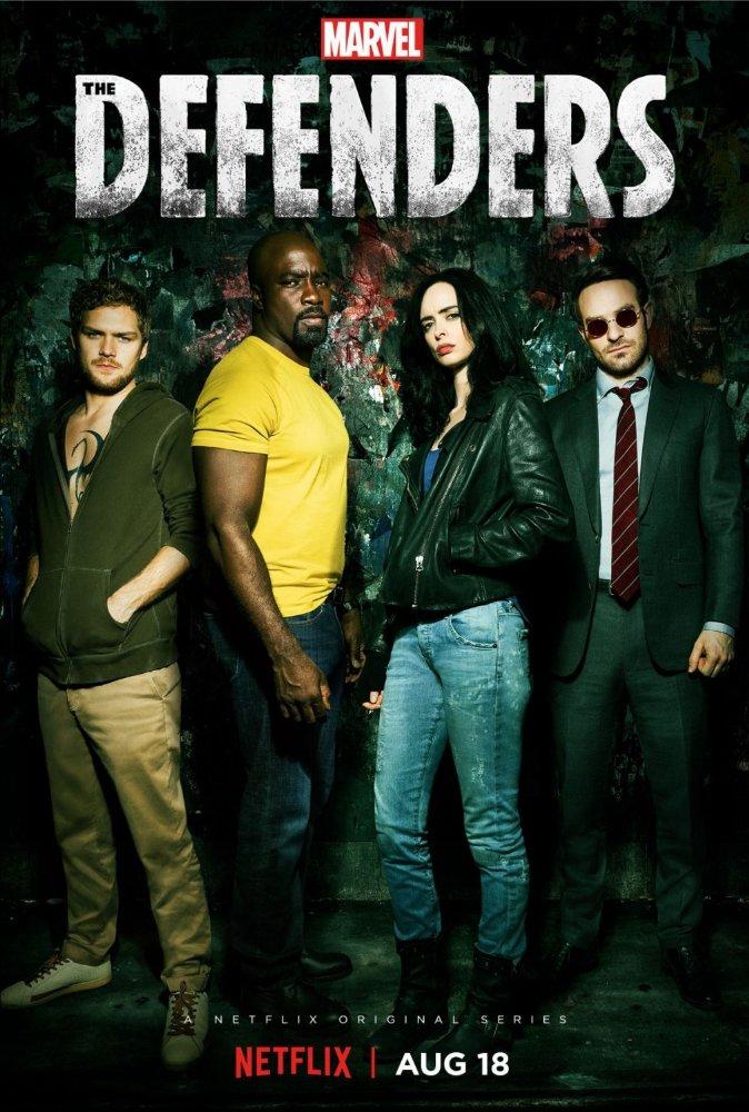 Watch Movie marvel-s-the-defenders-season-1