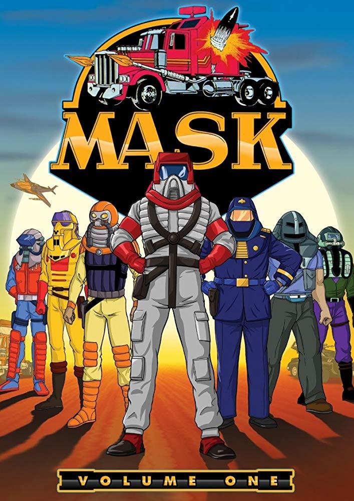 Watch Movie mask-season-1