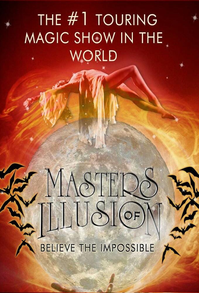Masters Of Illusion – Season 3