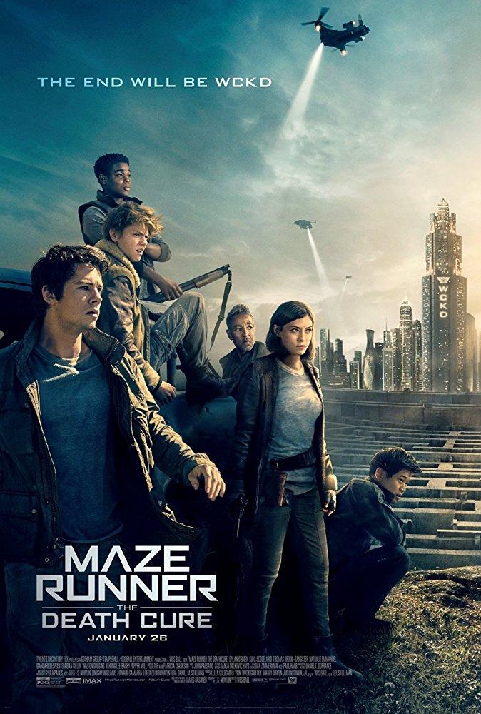 Watch Movie maze-runner-the-death-cure