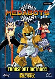 Watch Movie medarots