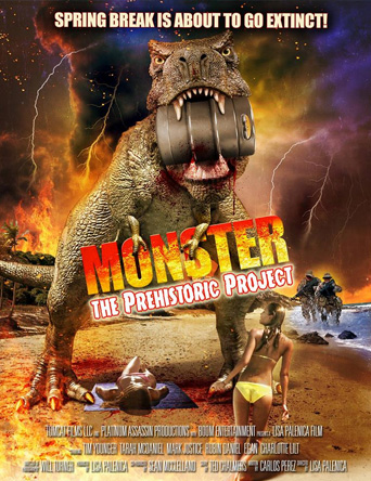 Watch Movie monster-the-prehistoric-project
