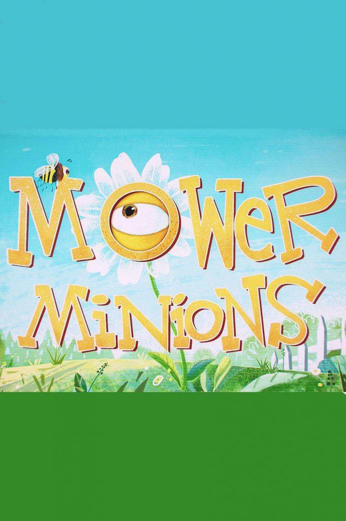 Watch Movie mower-minions