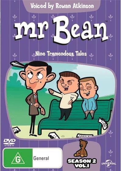 Watch Movie mr-bean-the-animated-series-season-2