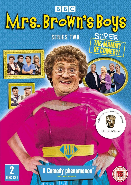 Watch Movie mrs-browns-boys-season-2
