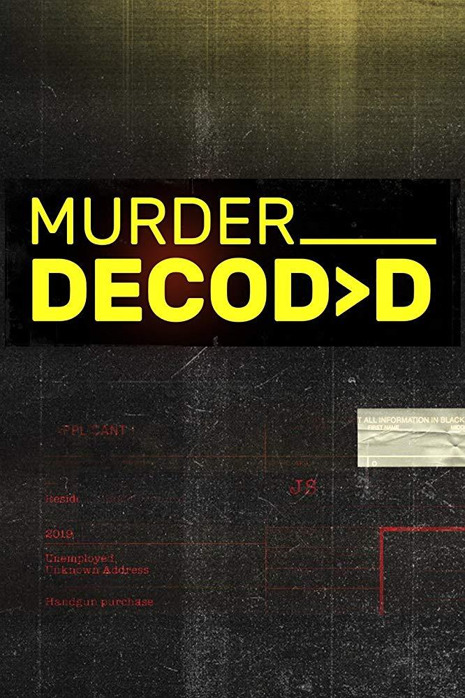 Watch Movie murder-decoded-season-1