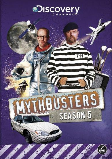 Watch Movie mythbusters-season-5