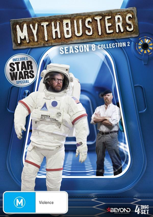 MythBusters - Season 8