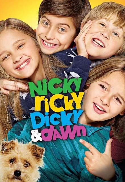 Watch Movie nicky-ricky-dicky-and-dawn-season-1