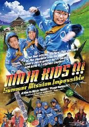 Watch Movie ninja-kids-summer-mission-impossible