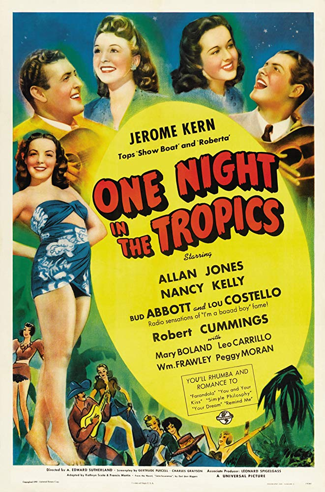 Watch Movie one-night-in-the-tropics