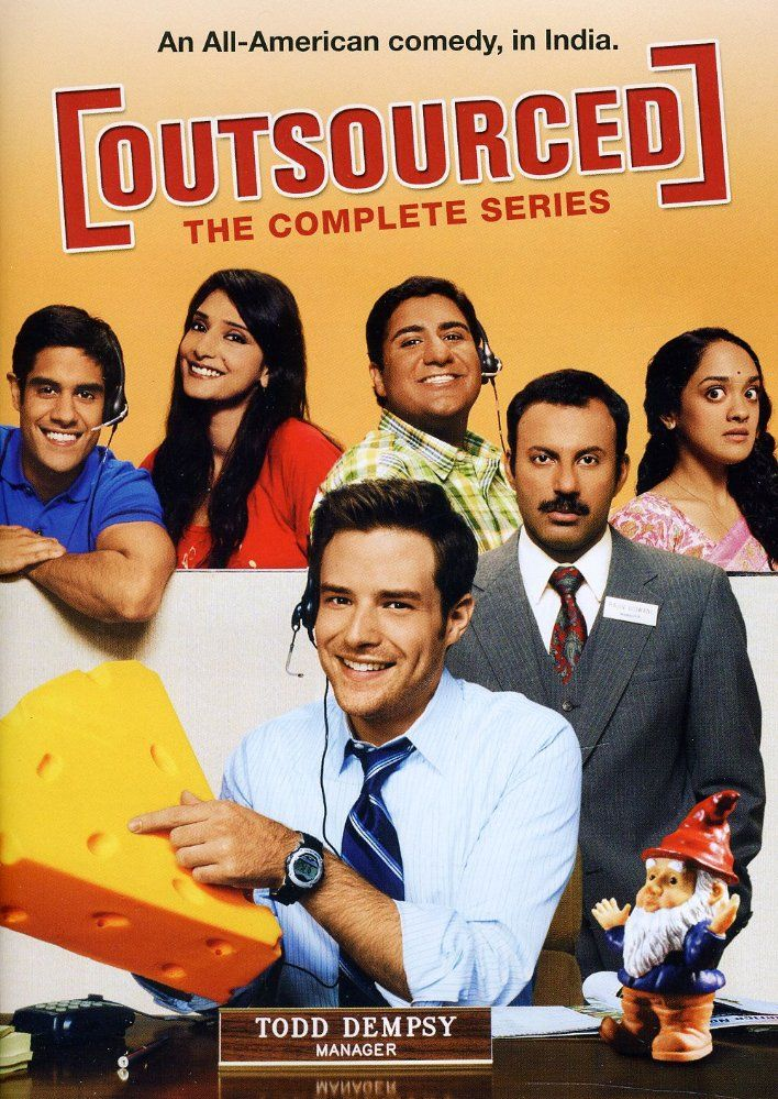 Watch Movie outsourced
