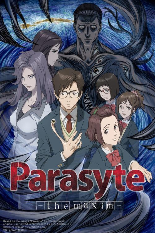 Watch Movie parasyte-the-maxim-season-1