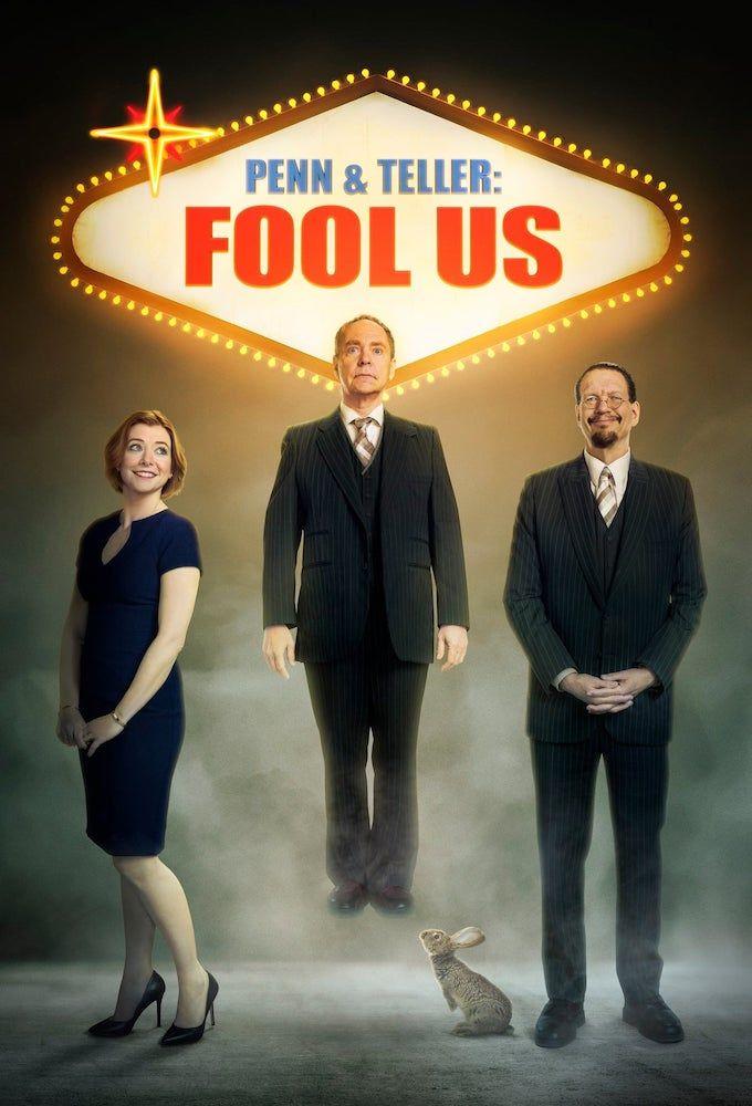 Penn & Teller: Fool Us - Season 8