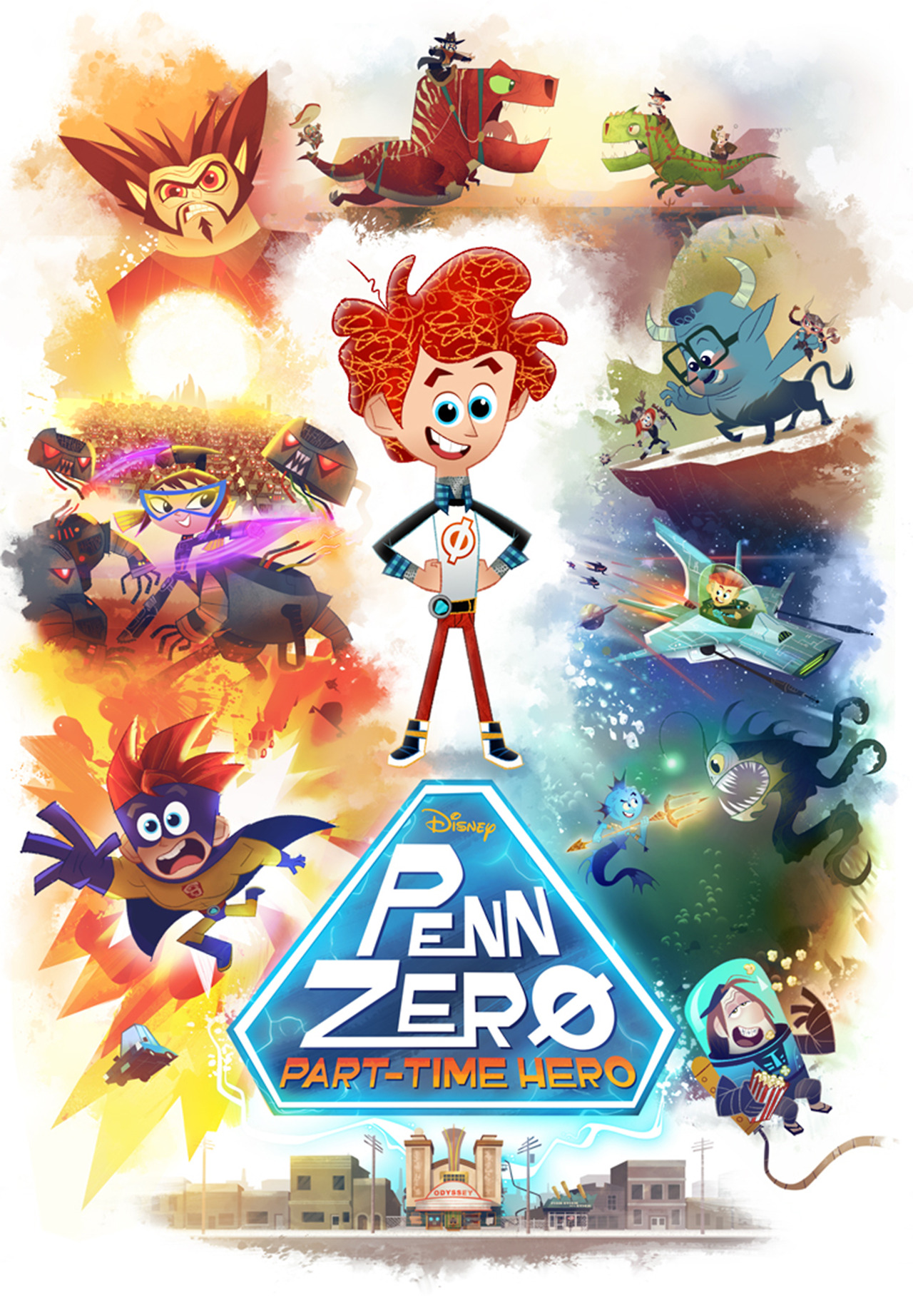 Watch Movie penn-zero-part-time-hero-season-2
