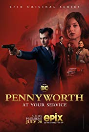 Watch Movie pennyworth-season-1