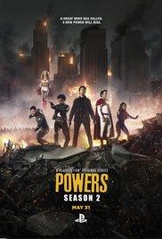 Watch Movie powers-season-2