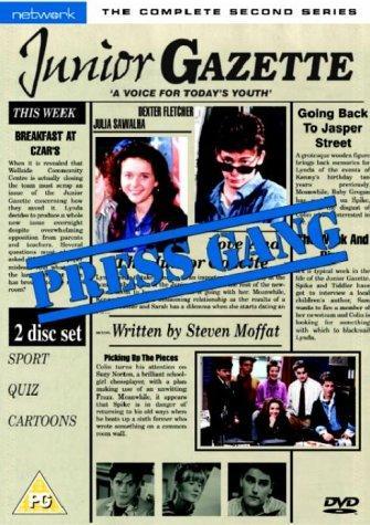 Watch Movie press-gang-season-2