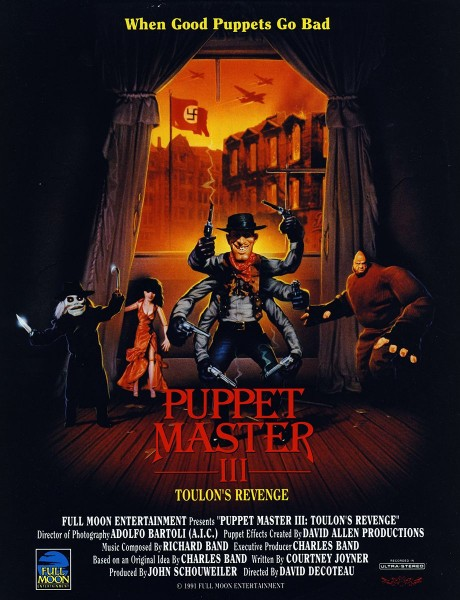 Watch Movie puppet-master-3-toulons-revenge