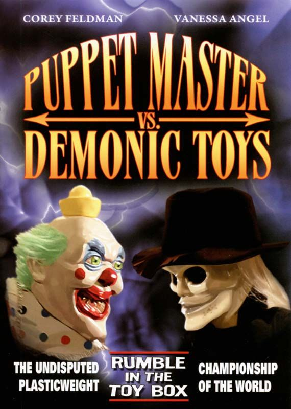 Watch Movie puppet-master-vs-demonic-toys