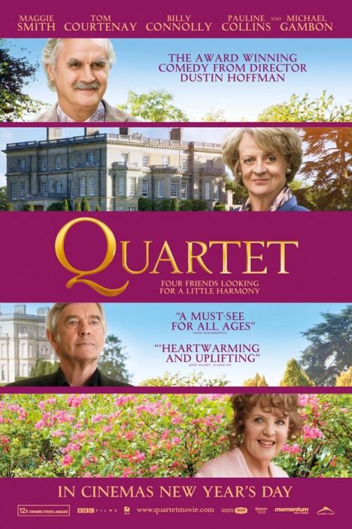 Watch Movie quartet