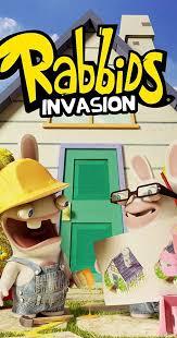 Watch Movie rabbids-invasion-season-1