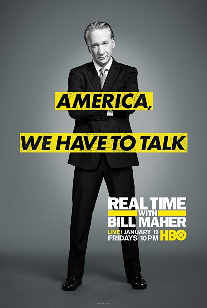 Real Time with Bill Maher – Season 19