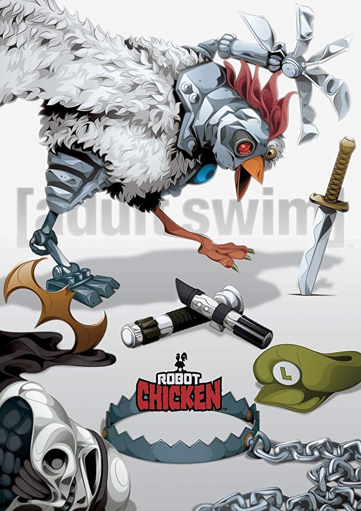 Watch Movie robot-chicken-season-10
