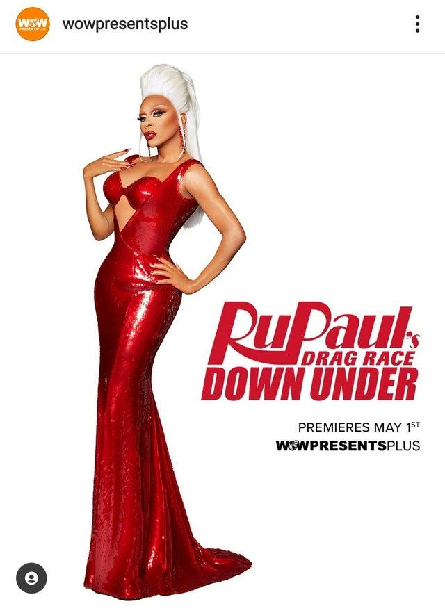 RuPaul's Drag Race Down Under – Season 1