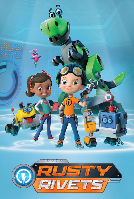 Watch Movie rusty-rivets-season-2