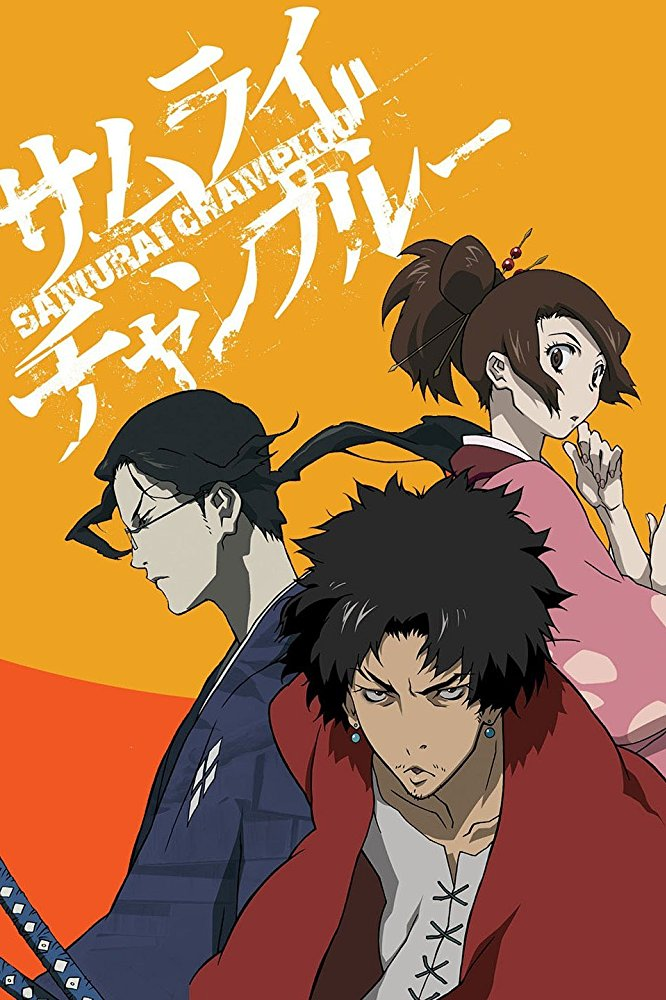 Watch Movie samurai-champloo-season-1