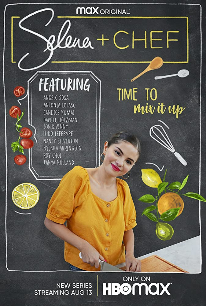 Watch Movie selena-chef-season-1