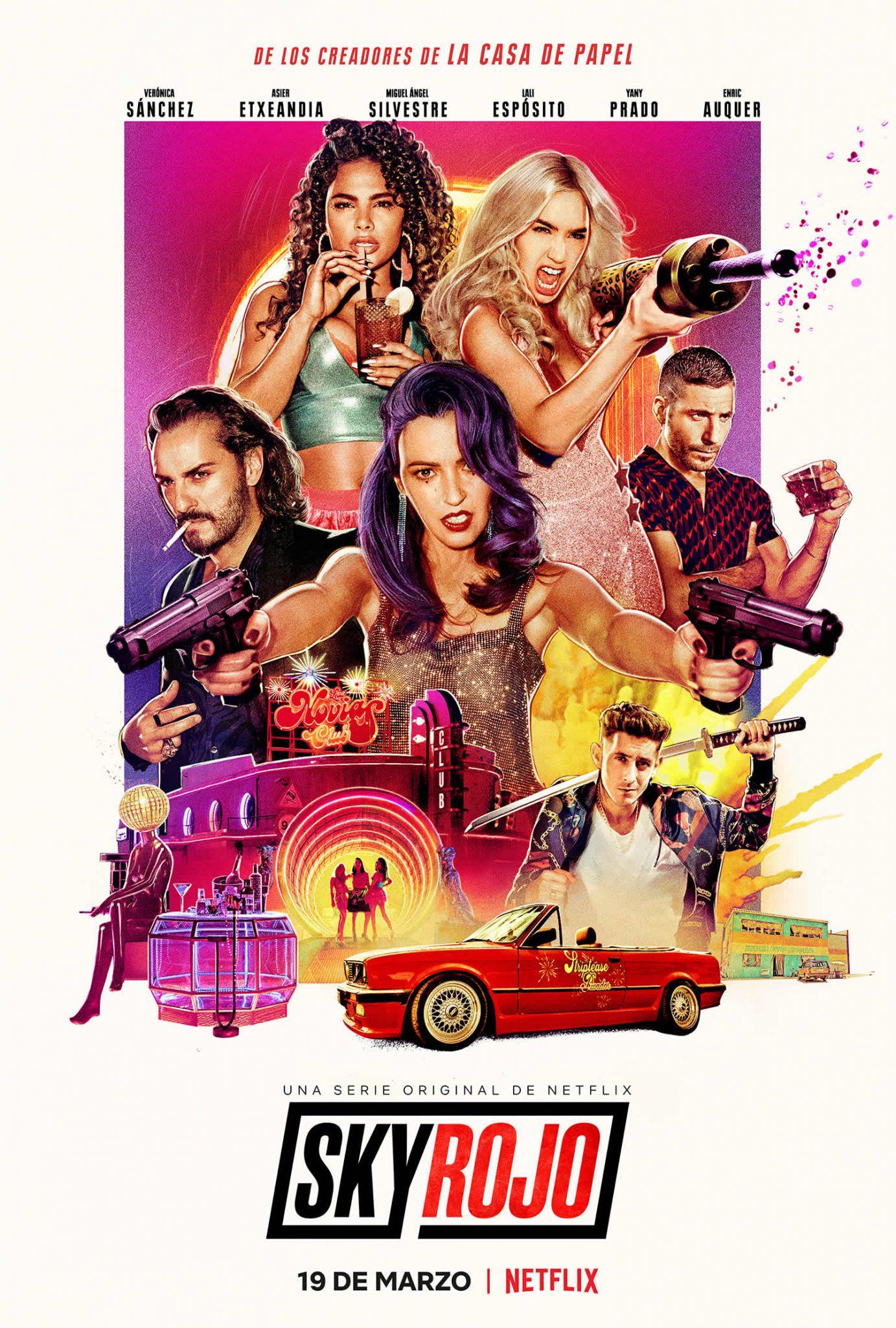 Watch Movie sky-rojo-season-1